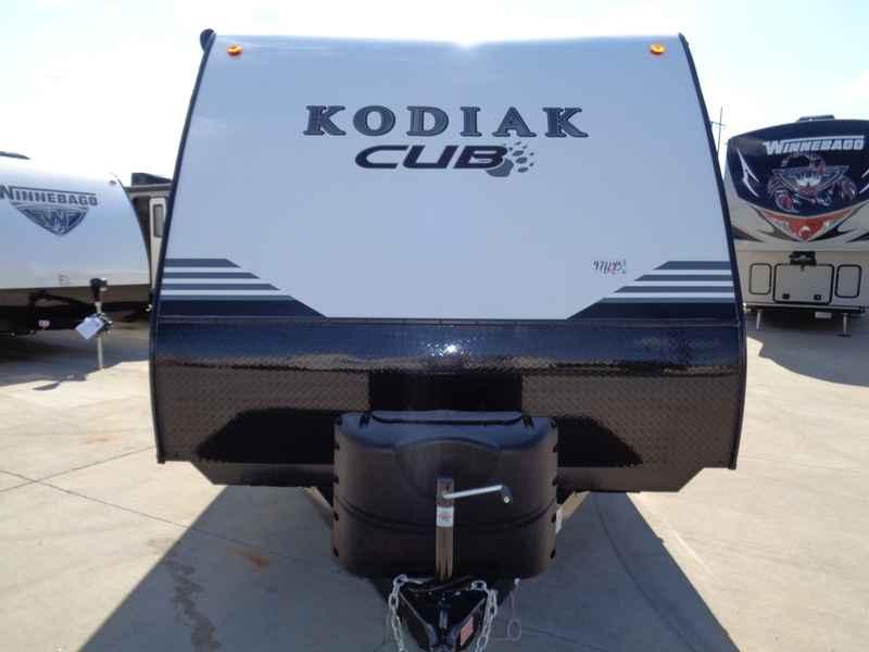2018 New Dutchmen Kodiak Cub 175BH Travel Trailer in ...