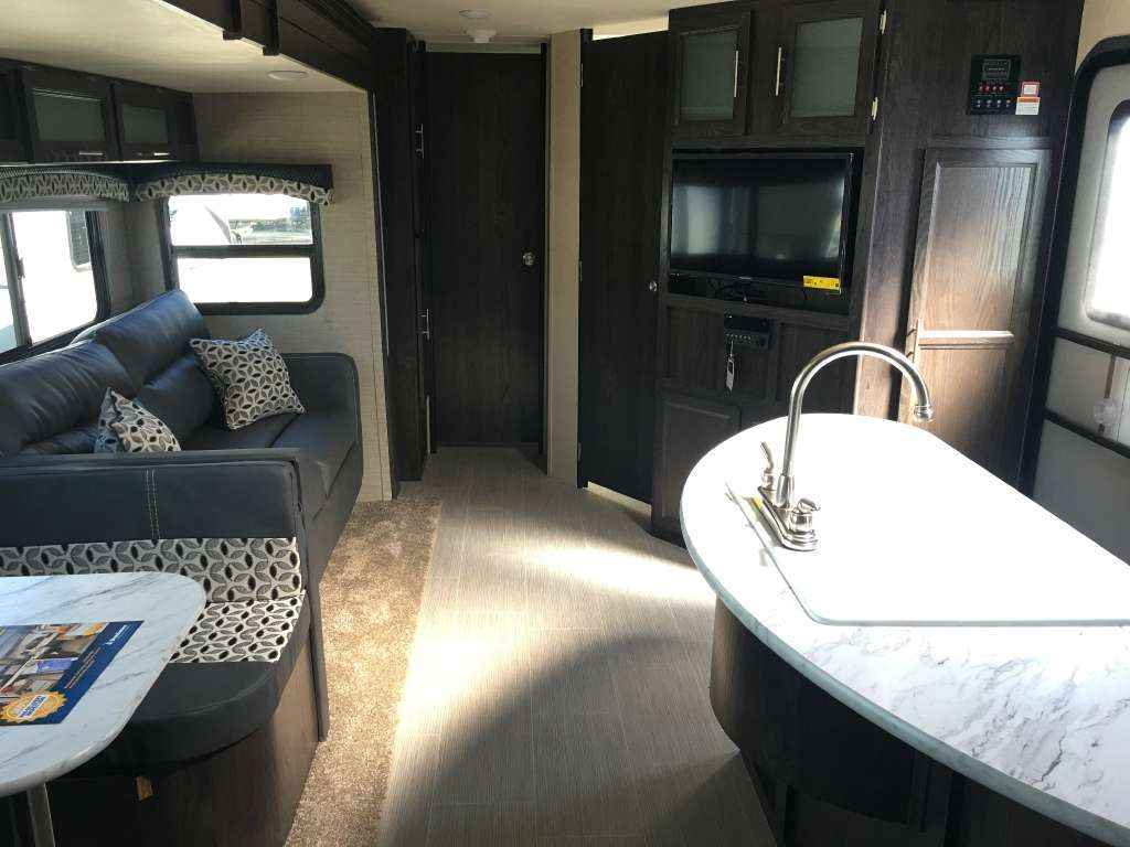 2018 New Dutchmen Kodiak Ultra Lite 331bhsl Travel Trailer