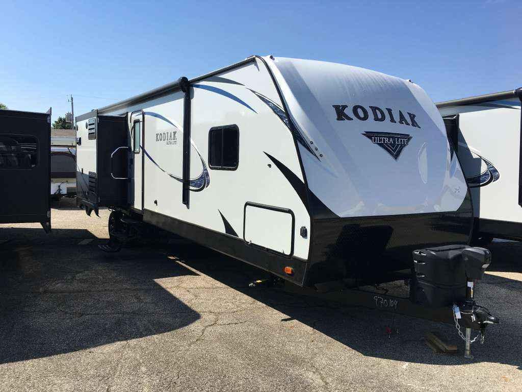 2018 New Dutchmen Kodiak Ultra Lite 331bhsl Travel Trailer