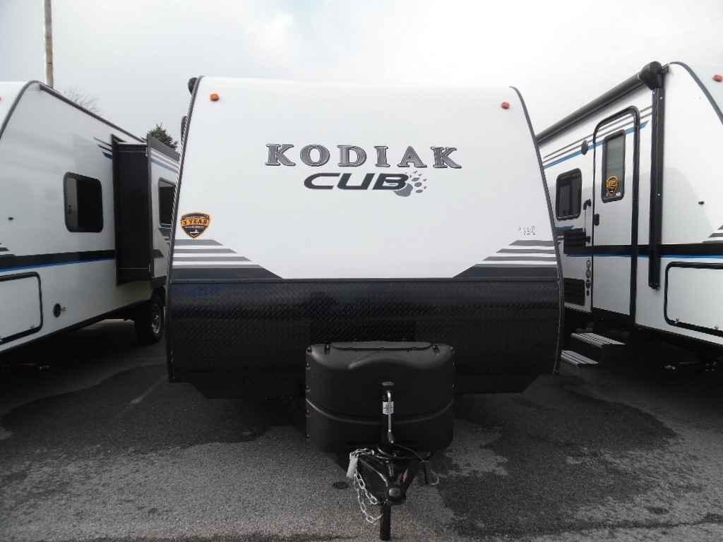Dutchmen Cub Hybrid Travel Trailer