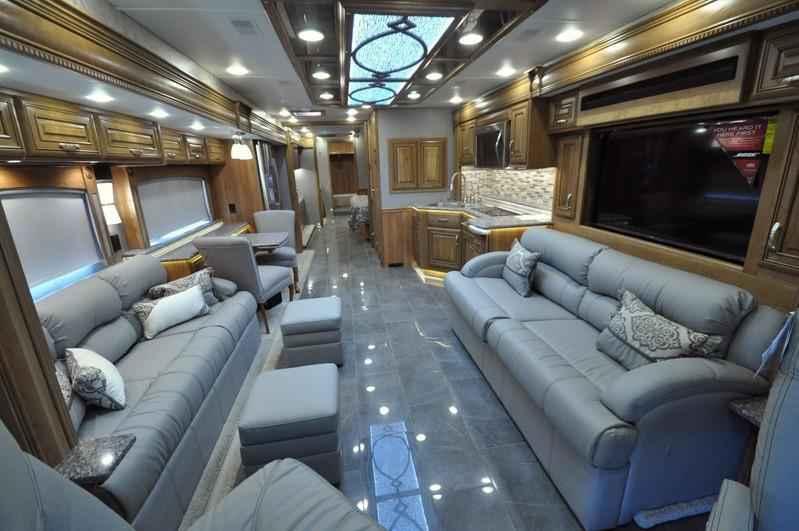 2018 New Entegra Coach Anthem 44F Bath & 1/2 Luxury RV For ...