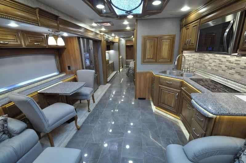 Class B Rv Manufacturers >> 2018 New Entegra Coach Anthem 44F Bath & 1/2 Luxury RV For Sale At MHSRV.Com Class A in Texas TX