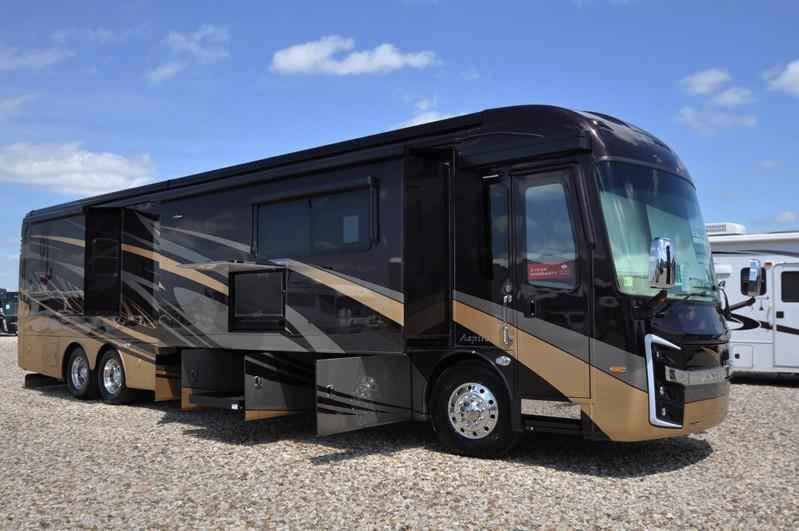 2018 new entegra coach aspire 44r pwr bunk model bath 1 for 2 bathroom class a rv