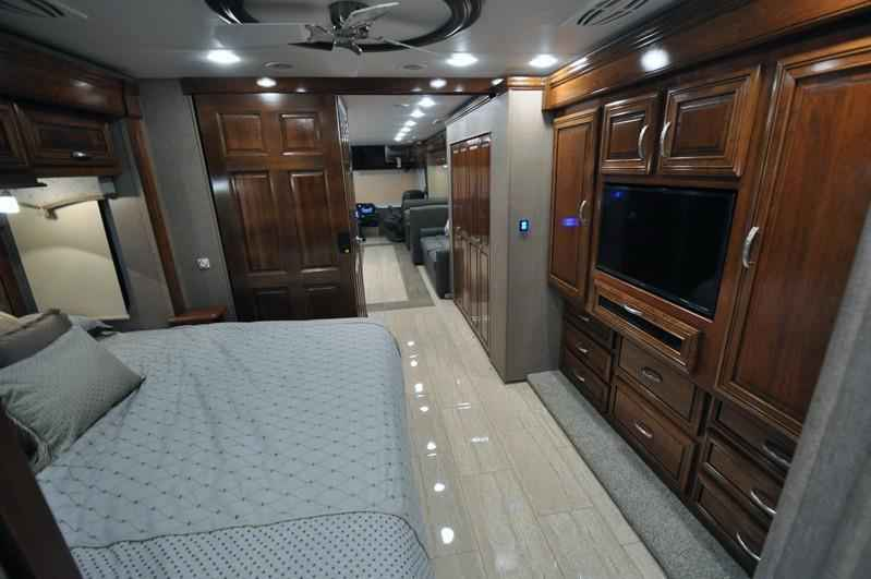Class C Diesel Rv With Bunk Beds