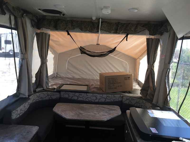 2018 New Forest River Flagstaff Tent Campers Mac Ltd