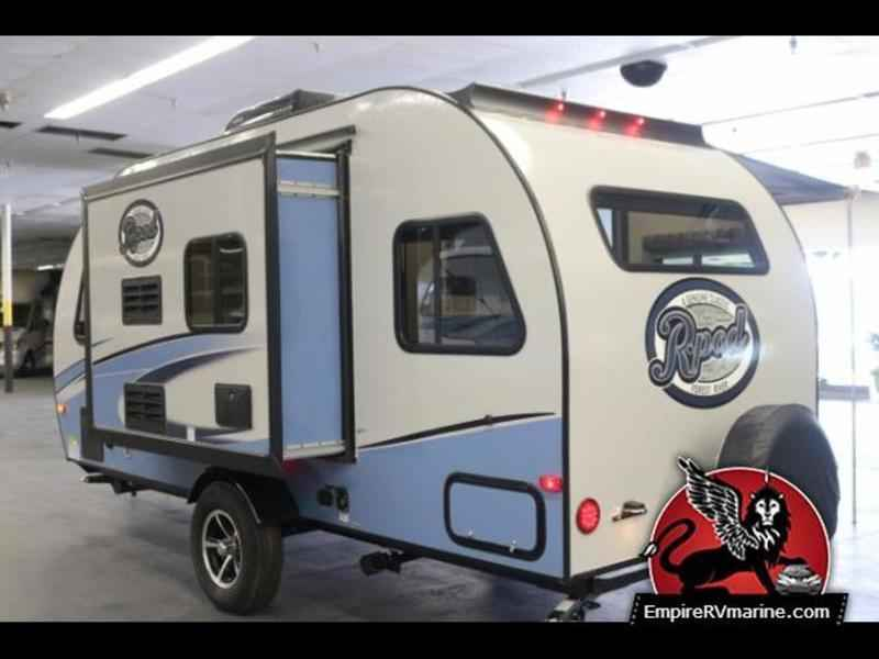 2018 New Forest River R Pod R Pod Rp 190 Travel Trailer In