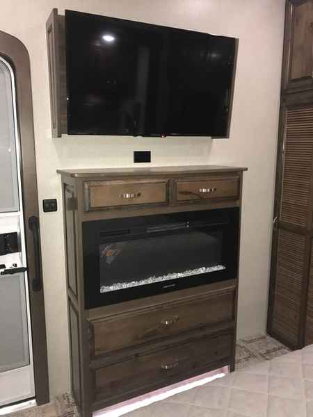 2018 New Forest River Riverstone 39fk Fifth Wheel In