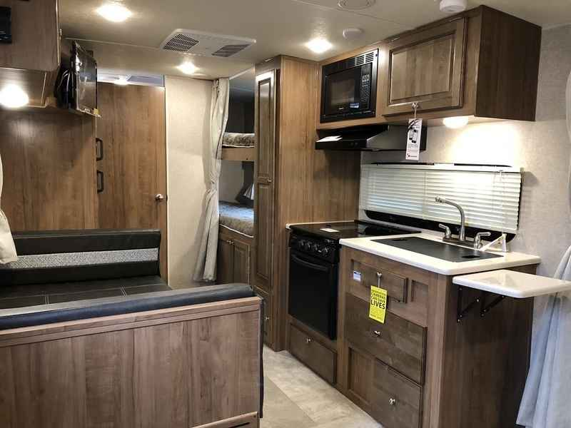 New Forest River Rockwood Mini Lite Travel Trailer Tennessee