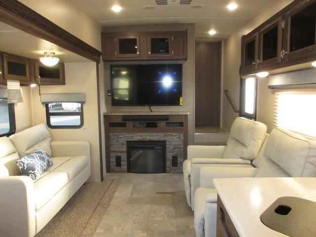 2018 New Forest River Rockwood Ultra Lite 2880WSC Rear Kitchen / SOLID  SURFAC Fifth Wheel In California CA