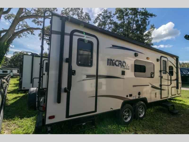 2018 New Forest River Rv Flagstaff Micro Lite 25KS Travel