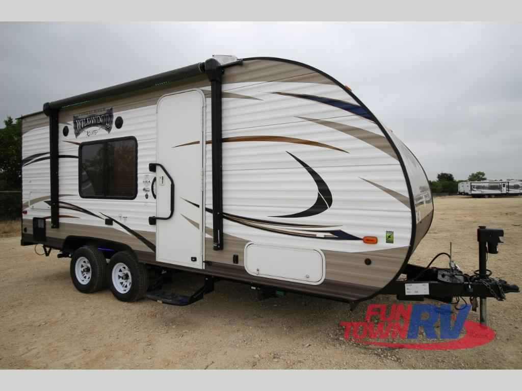 2018 New Forest River Rv Wildwood X Lite 171rbxl Travel