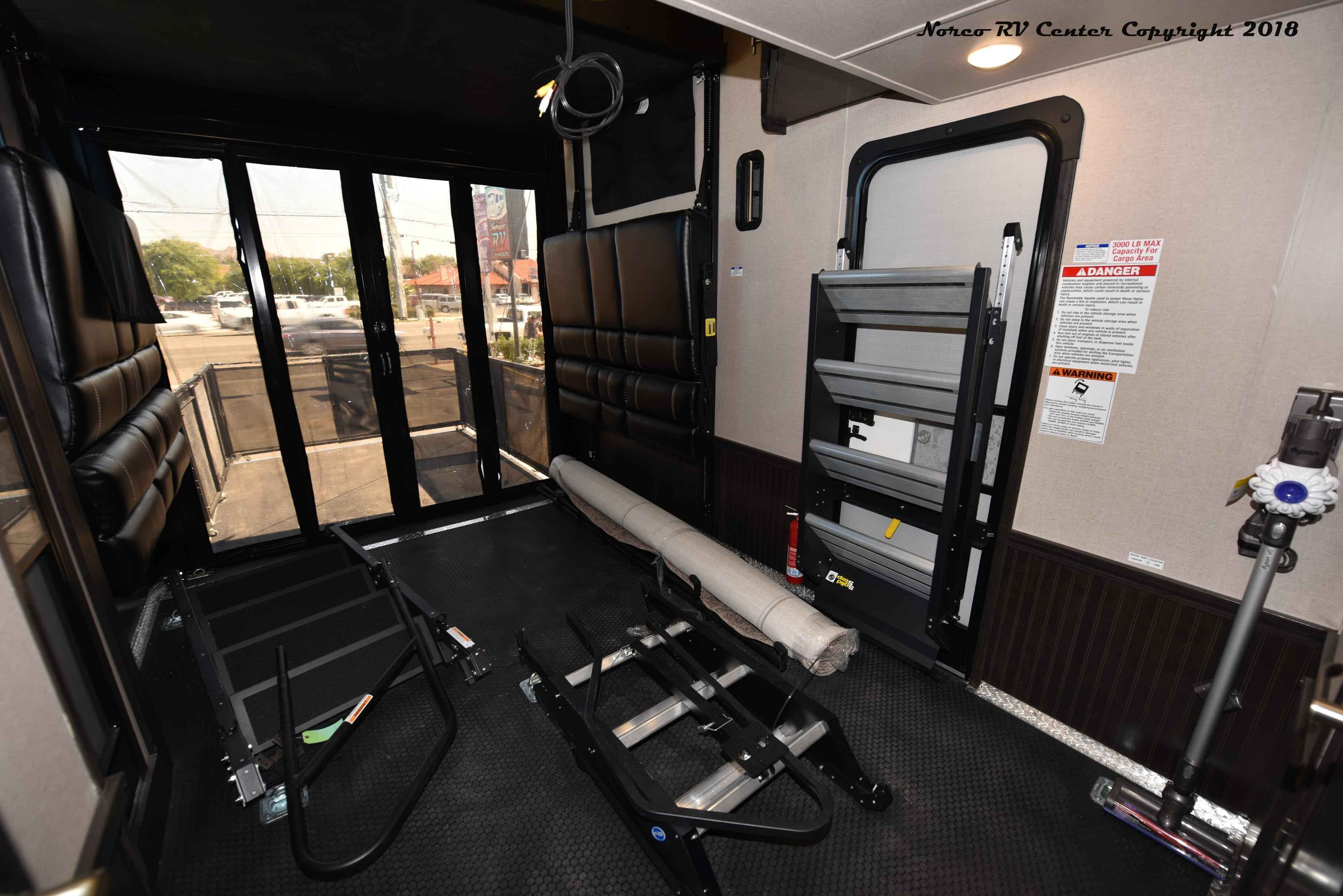 2018 New Forest River Xlr Thunderbolt 422amp Toy Hauler In