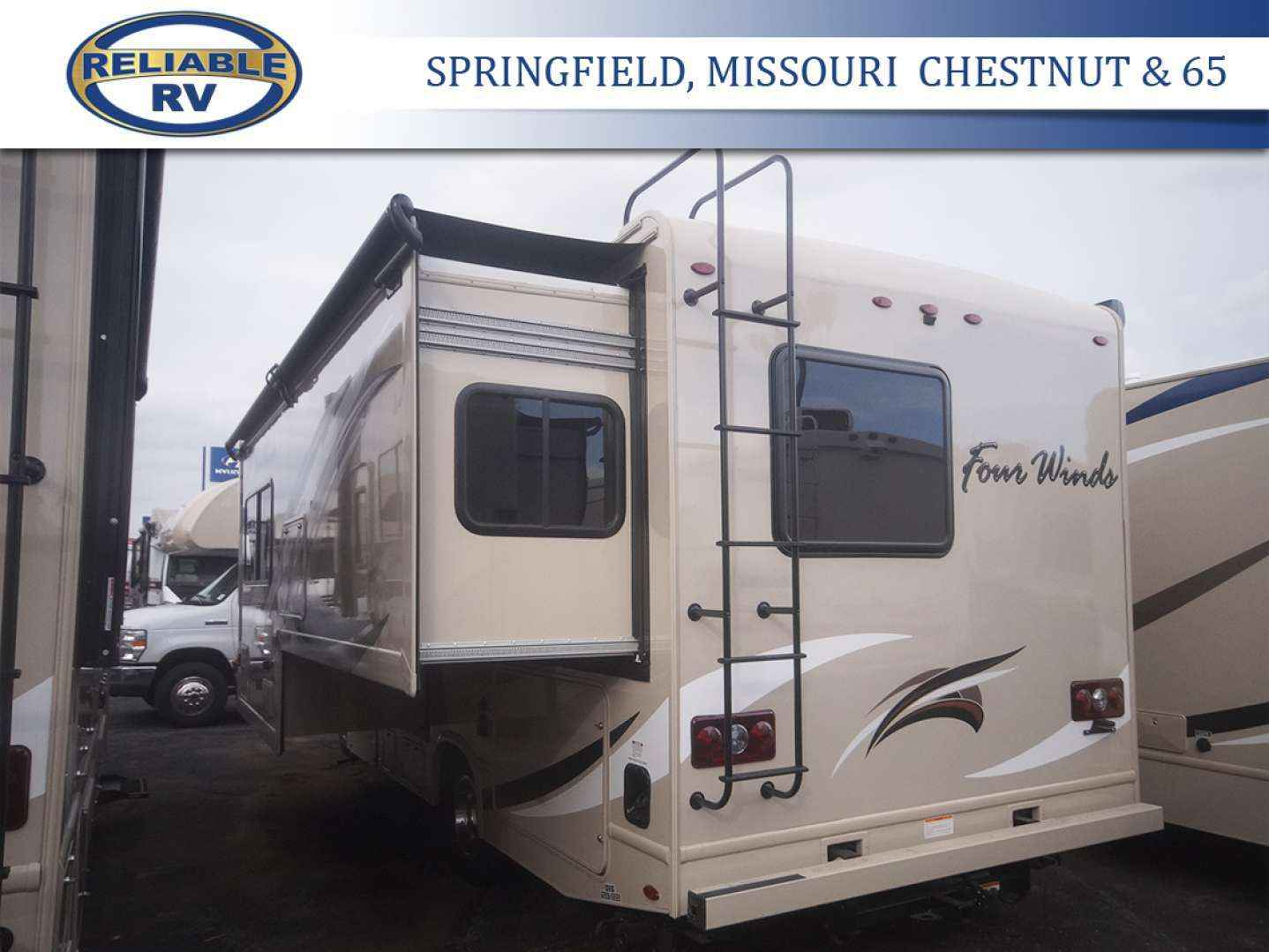 2018 New Four Winds Thor 24f Class C In Missouri Mo