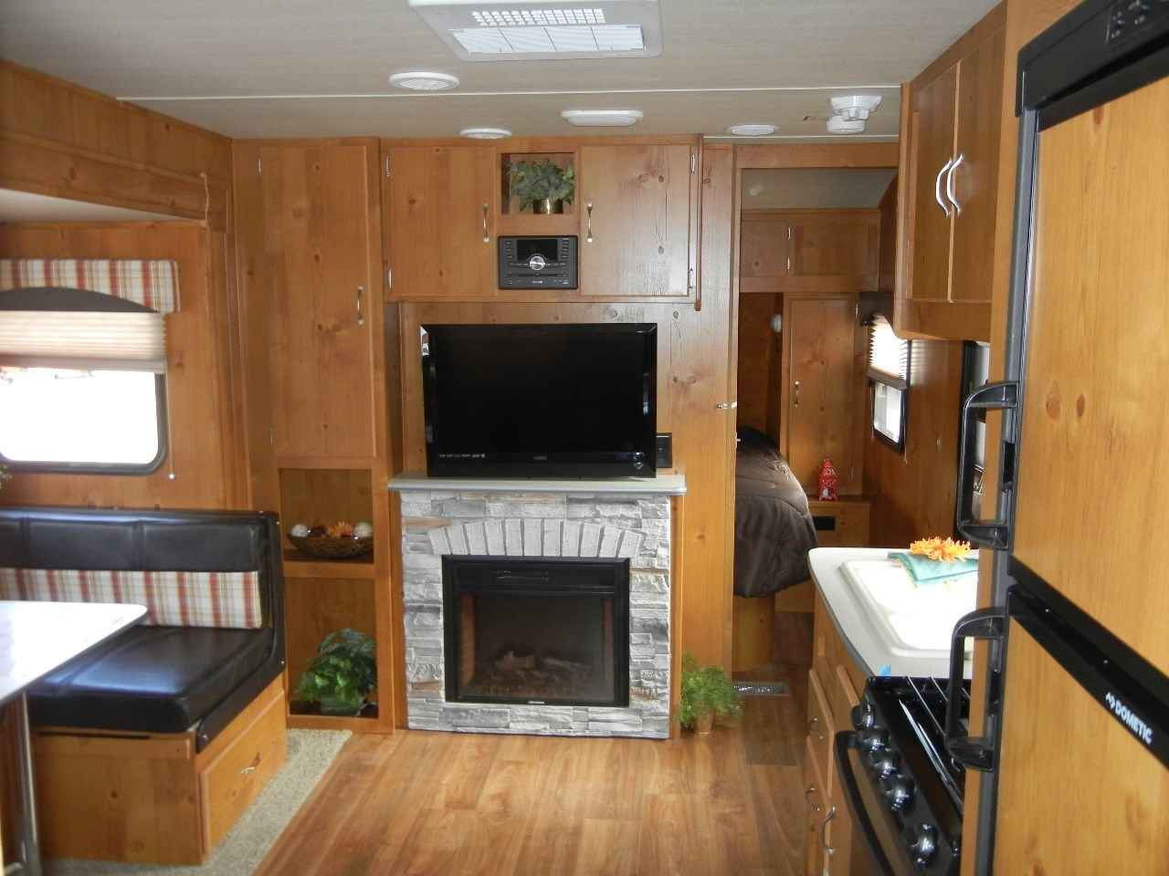 What Size Travel Trailer Would Be About  Gvw