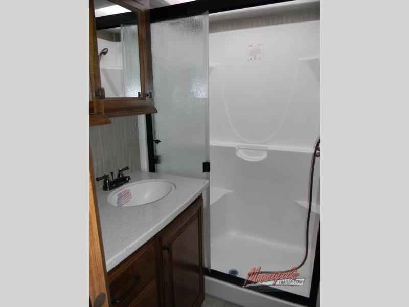 2018 New Heartland Big Country 3965 Dss Fifth Wheel In