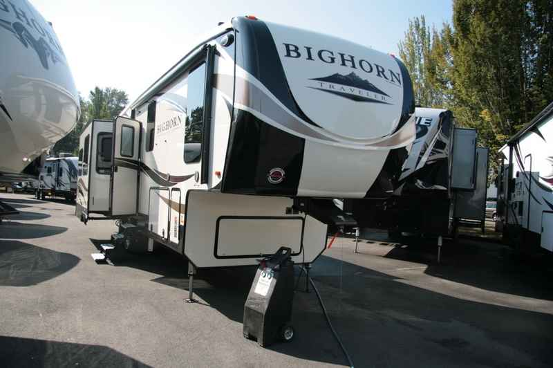2018 New Heartland Bighorn Traveler Bhtr 32 Rs Fifth Wheel