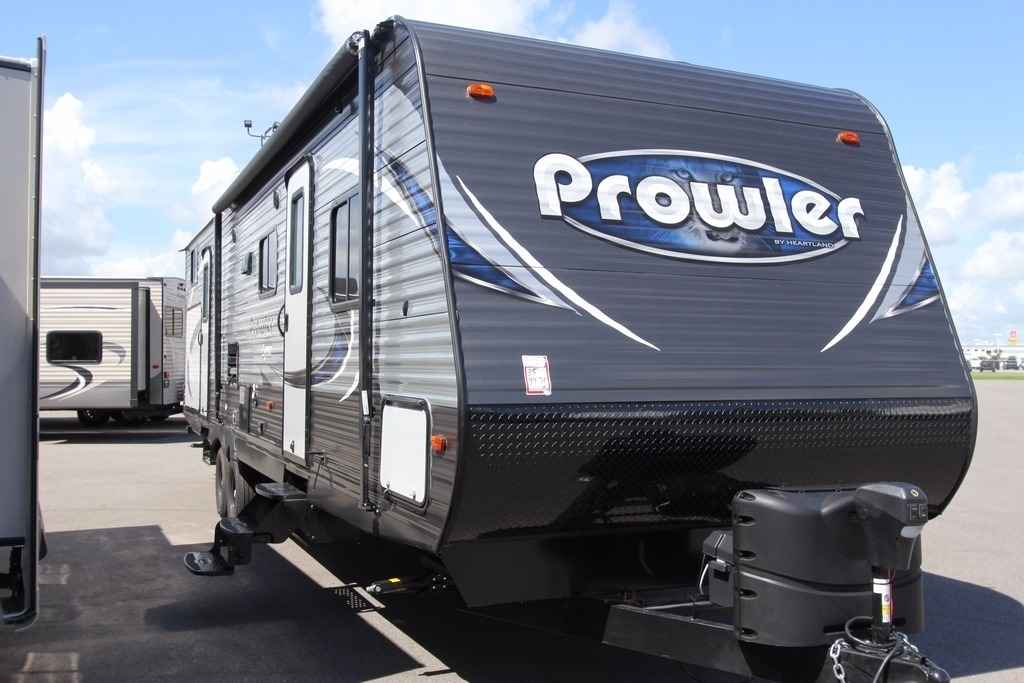 2018 New Heartland Prowler 32lx Travel Trailer In Louisiana La