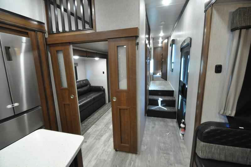 2018 New Heartland Rv ElkRidge 39MBHS Bunk House RV W/2 A/C