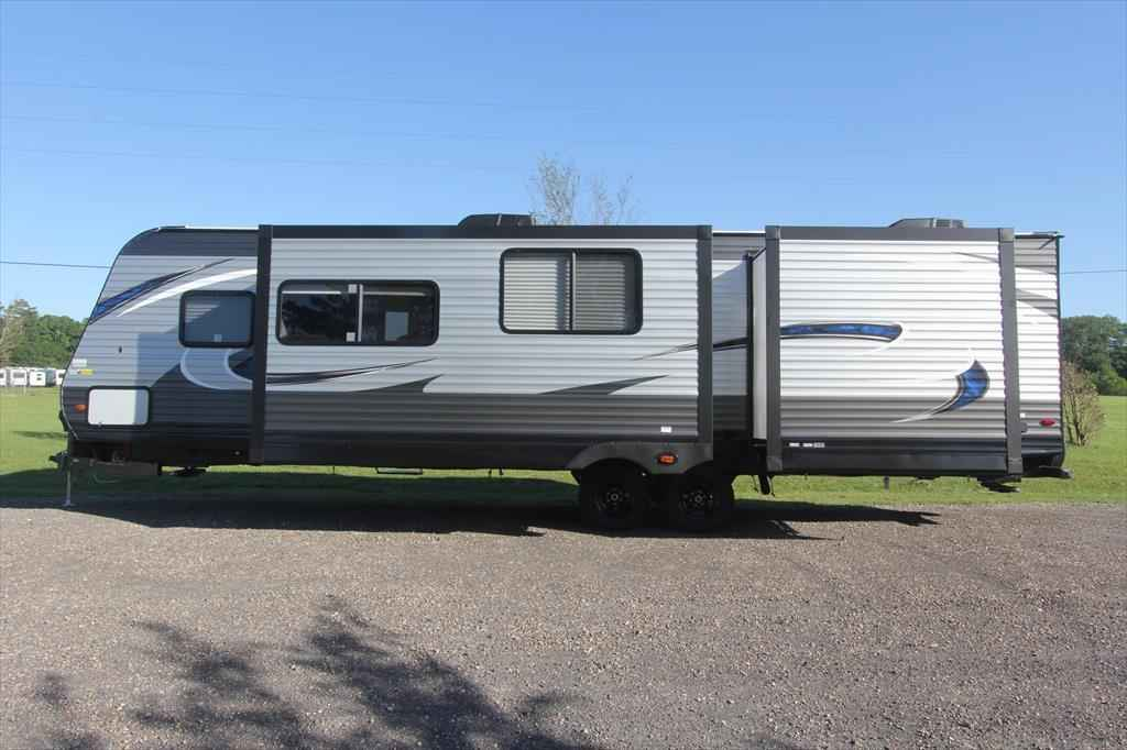 2018 New Heartland Rv Prowler 32lx Travel Trailer In