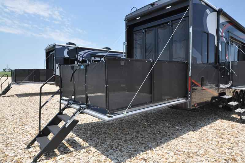 Excellent 2018 New Heartland Rv Road Warrior RW427 Bath Amp 12 Dual