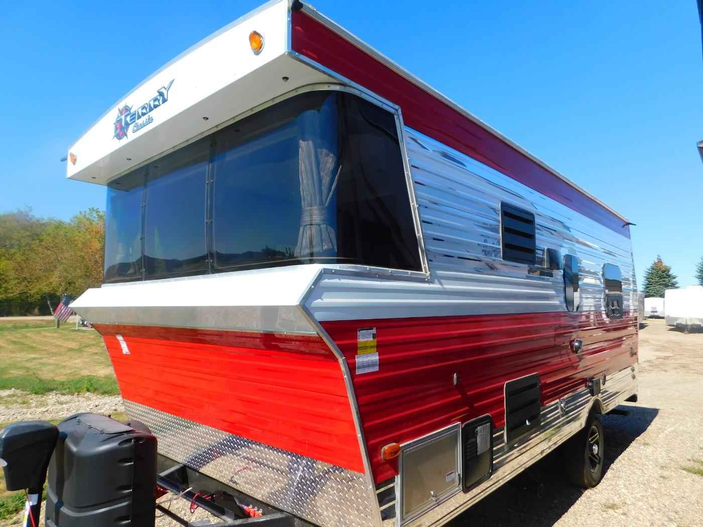 2018 New Heartland Rv Terry V21 Travel Trailer in Wisconsin WI