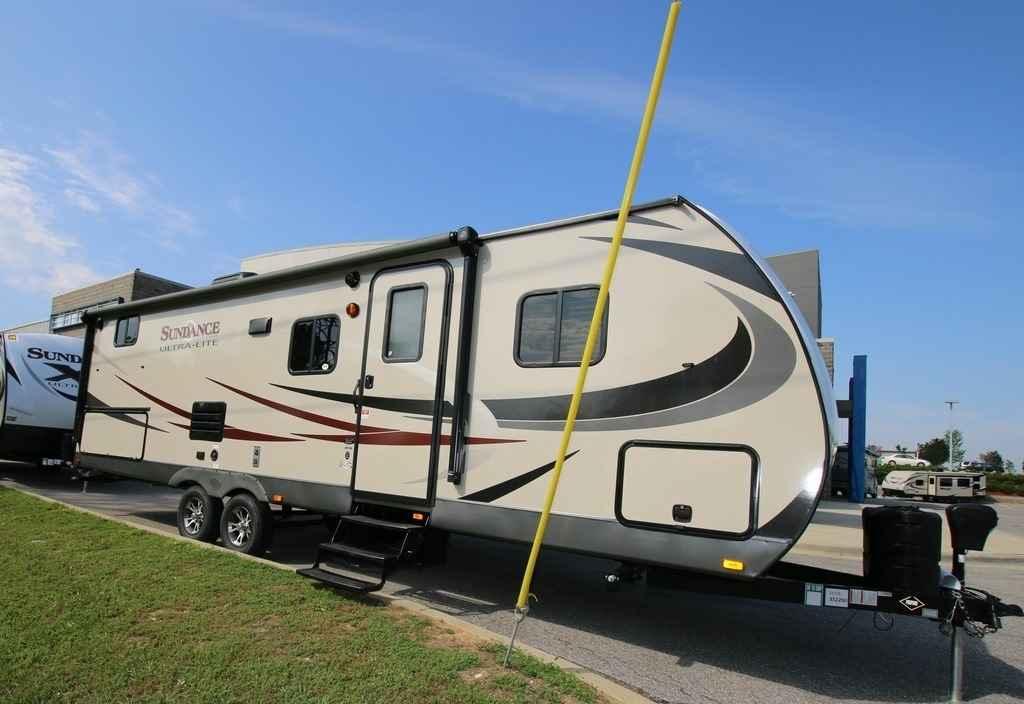 New 2018 New Heartland SUNDANCE 281DB Travel Trailer In Alabama AL 24995