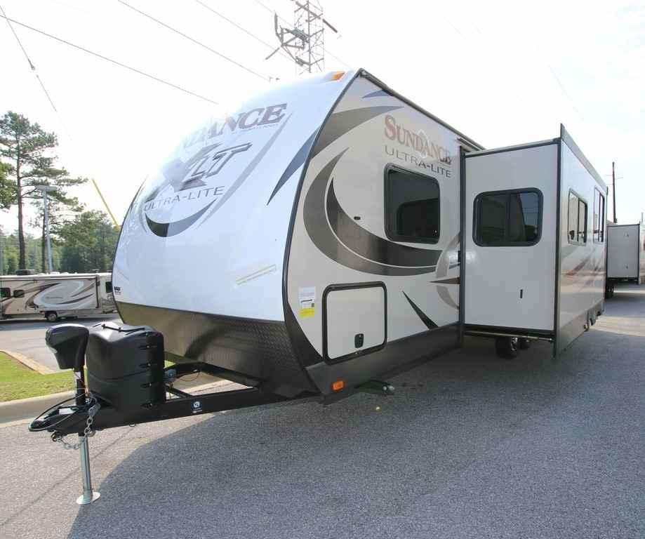 Amazing 2018 New Heartland SUNDANCE 281DB Travel Trailer In Alabama AL 24995