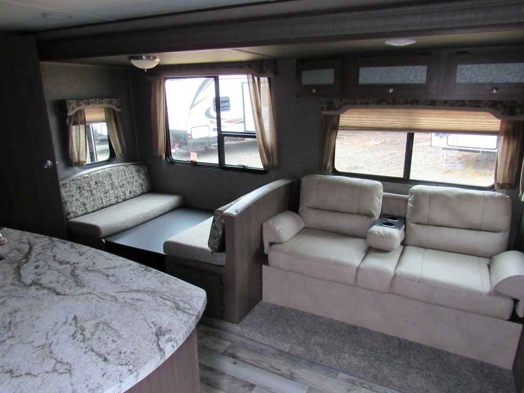 2018 New Hideout 32bhts Travel Trailer In Texas Tx