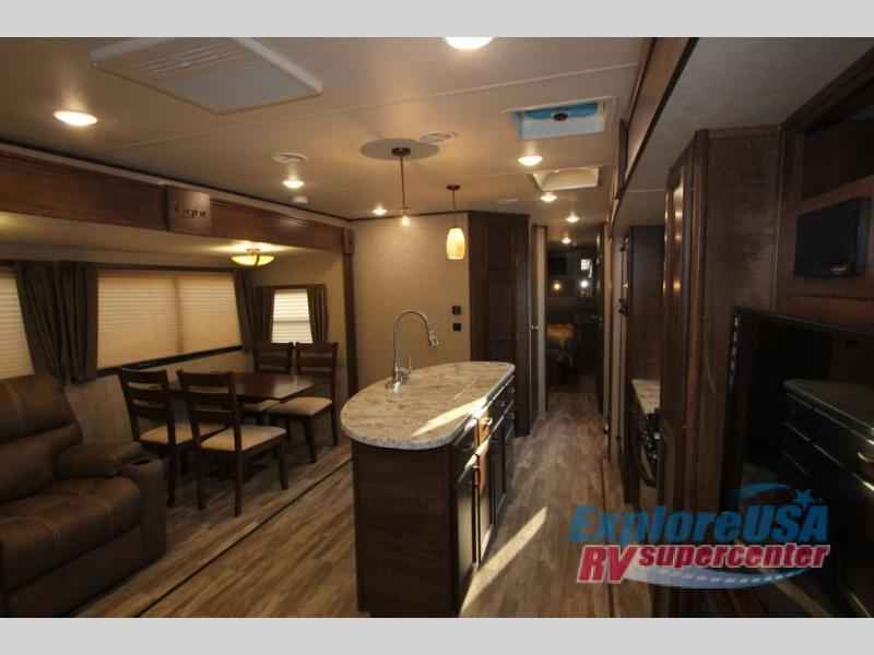 2018 New Highland Ridge Rv Open Range Light Lt272rls