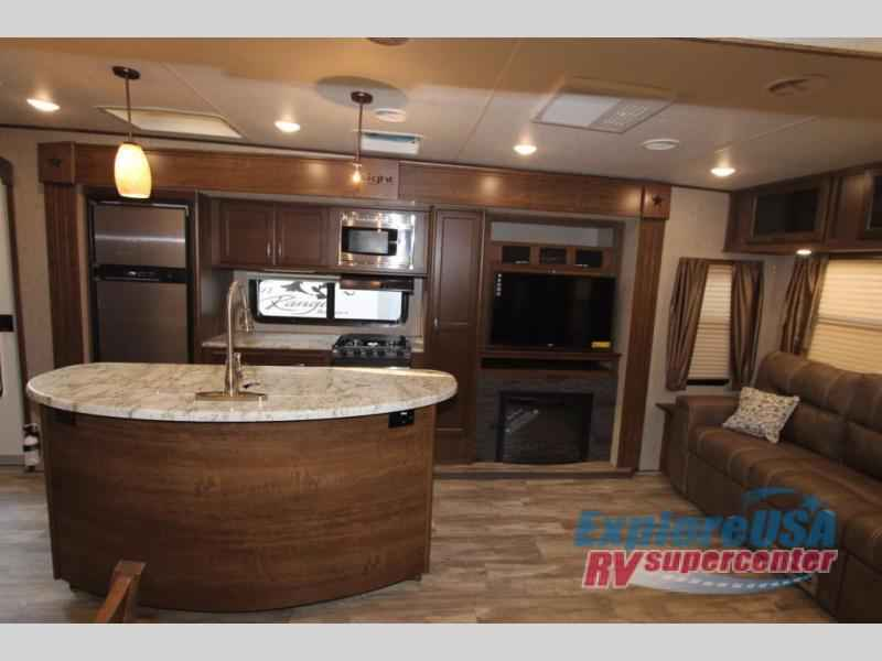 2018 New Highland Ridge Rv Open Range Light LT272RLS Travel Trailer In  Texas TX