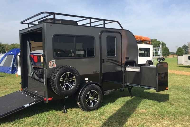 2018 New Intech Rv Flyer Explorer Travel Trailer In