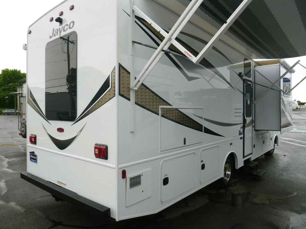 Amazing Every Road Trip Will Be Memorable When Traveling In This Alante Class A Gasoline Coach By Jayco RV Model 26X Features Two Nice Slides, A Rear Corner Bath, Plus All Of The Amenities You Need To Enjoy Athome Comforts, Plus More! Step