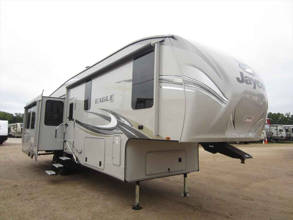 2018 New Jayco Eagle 321rsts Fifth Wheel In Minnesota Mn