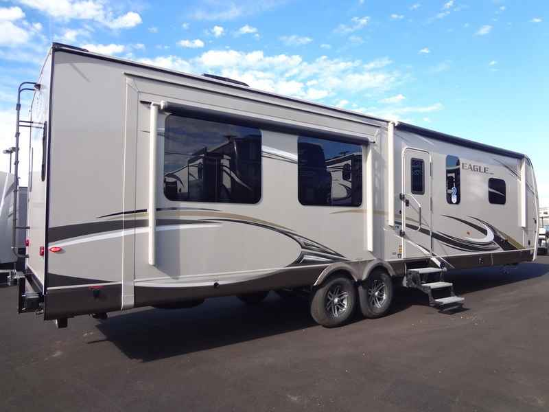 Eagle Rets Travel Trailer By Jayco