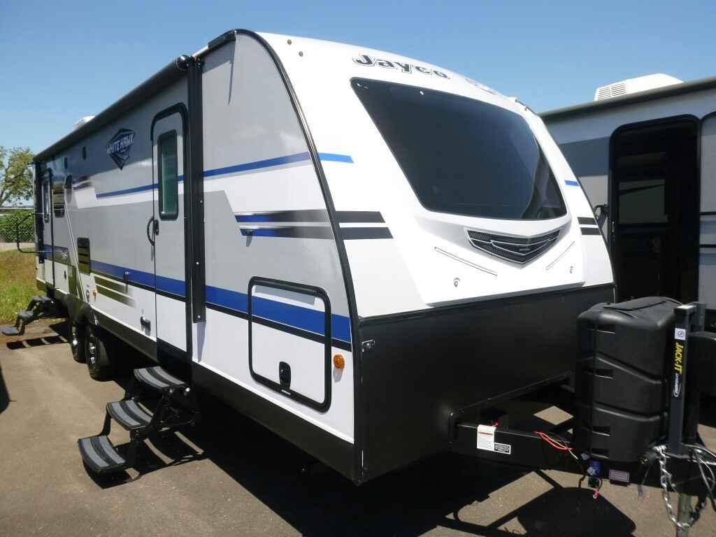 Luxury 2018 New Jayco White Hawk 28RL Travel Trailer In Oregon OR