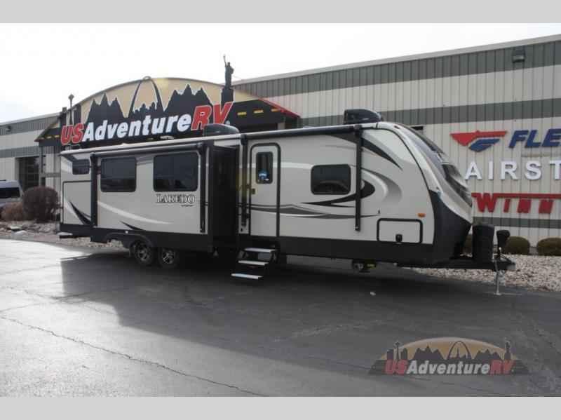 2018 New Keystone Rv Laredo 332BH Travel Trailer in Iowa IA