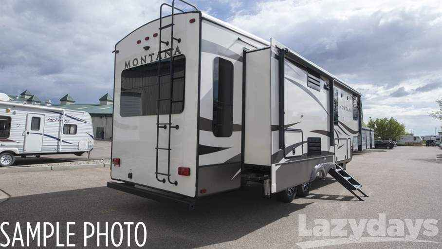 2018 New Keystone Rv Montana 3820fk Fifth Wheel In Colorado Co
