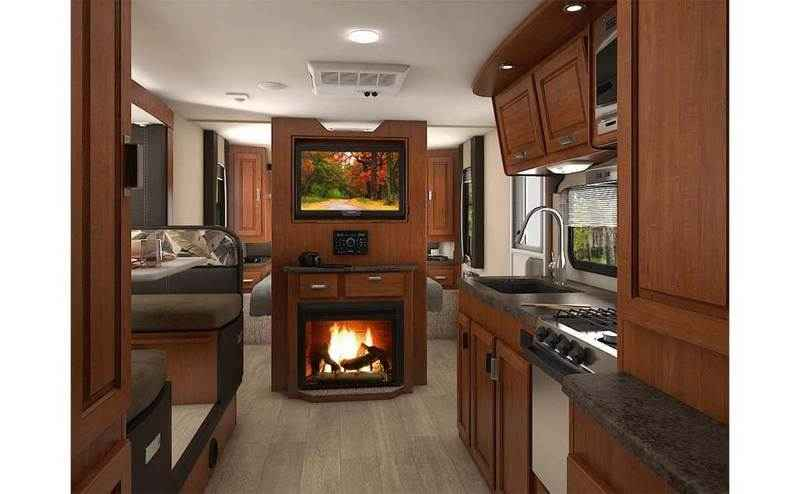 2018 New Lance 2295 Travel Trailer In California Ca