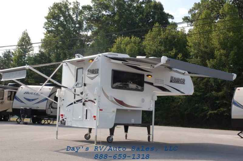 2018 New Lance Truck Campers 650 Truck Camper in Kentucky KY