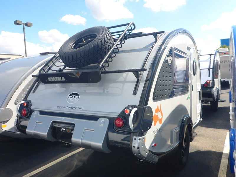 Ohio Rv Dealers >> 2018 New NUCAMP T@B Teardrop Campers T@B MAX S Outback ...