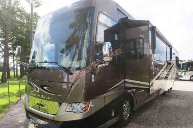 Elegant 2018 New Newmar Dutch Star 4369 Class A In Louisiana LA