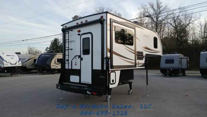 2018 New Palomino Backpack Edition Backpack Truck Camper