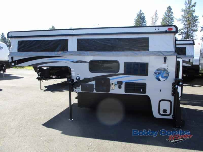 2018 New Palomino Real-Lite SS-1608 Truck Camper in Idaho ID