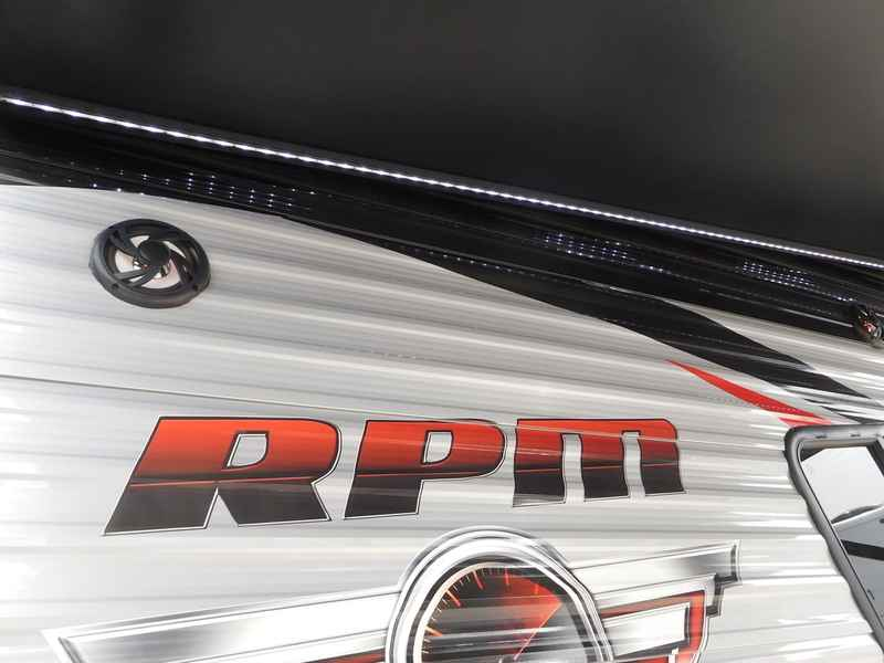 2018 New Riverside Trailers Rpm 18fk Toy Hauler In South