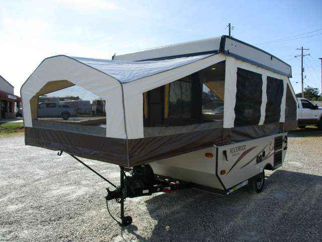 2018 New Rockwood 1940 Ltd Pop Up Camper In South Carolina Sc