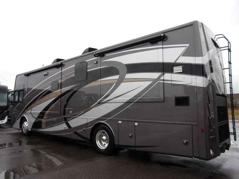 2018 New Thor Motor Coach Aria 3601 Class A In Indiana In