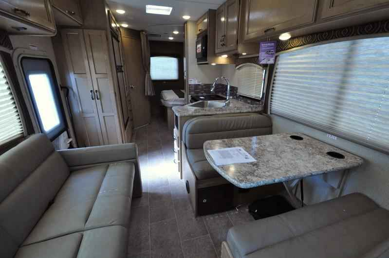 2018 New Thor Motor Coach Chateau 26b Rv For Sale At Mhsrv