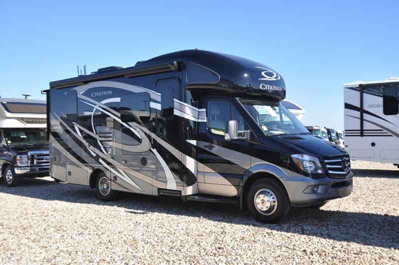 2018 new thor motor coach chateau citation sprinter 24sr for Thor motor coach citation sprinter