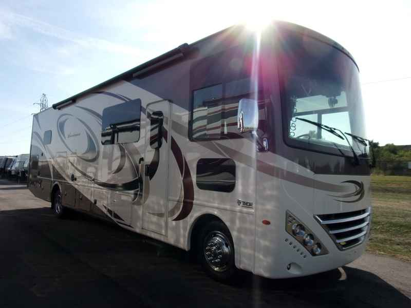 2018 new thor motor coach hurricane 34p class a in indiana in for Thor motor coach elkhart in