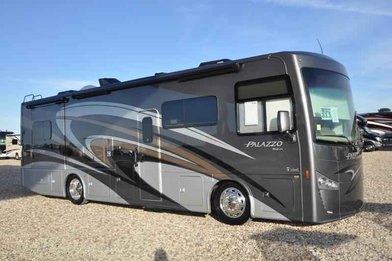 2018 new thor motor coach palazzo 33 3 bunk model rv for for Thor motor coach class b